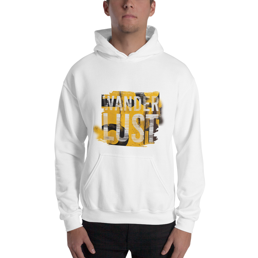 Wanderlust76 Gildan 18500 Unisex Heavy Blend Hooded Sweatshirt