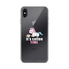 Its Coffee Time19 iPhone Case