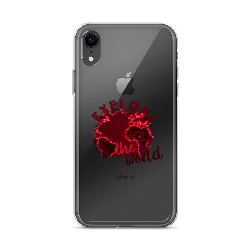 Explore The World0015 iPhone Case - libitalux