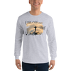 Explore The world0011 Long Sleeve  Gildan 2400 Ultra Cotton Long Sleeve T-Shirt