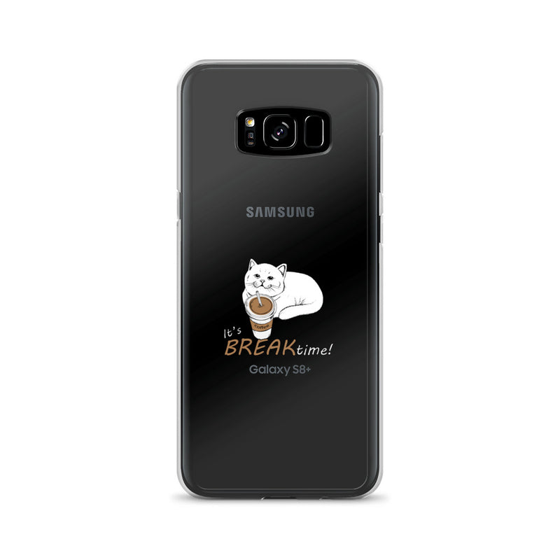 It's Break Time002 Samsung Cases