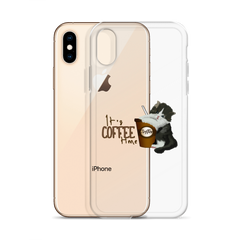 Its Coffee Time02 iPhone Case