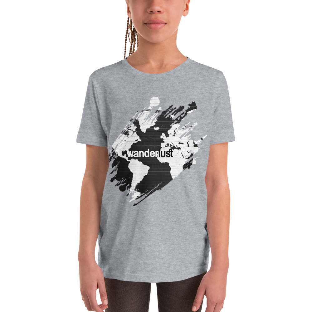 Wanderlust118 Youth Short Sleeve T-Shirt
