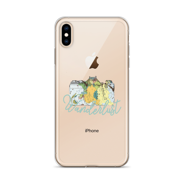 Wanderlust99 iPhone Case