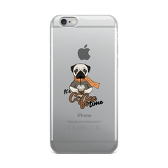 Its Coffee Time31 iPhone Case
