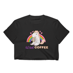 Its Coffee Time009 Los Angeles Apparel 2332 Fine Jersey Fine  jersey style