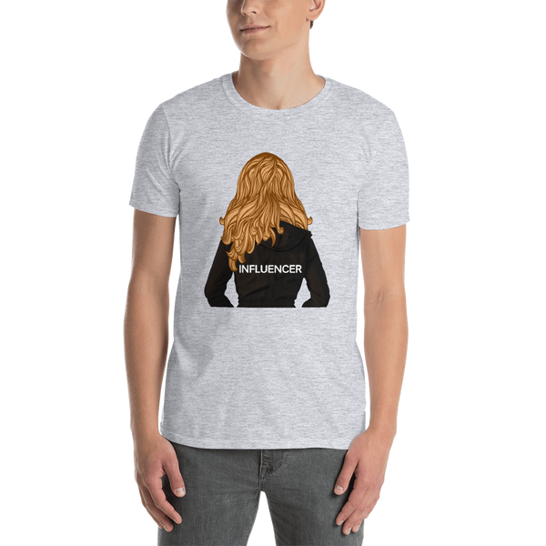Buy Influencer Unisex Softstyle T-Shirts