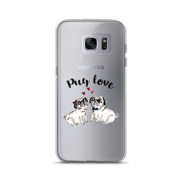 Pug Love01 Samsung Case