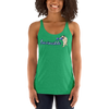 Invincible004 Next Level 6733 Ladies' Triblend Racerback Tank