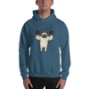 Invincible005 Gildan 18500 Unisex Heavy Blend Hooded Sweatshirt