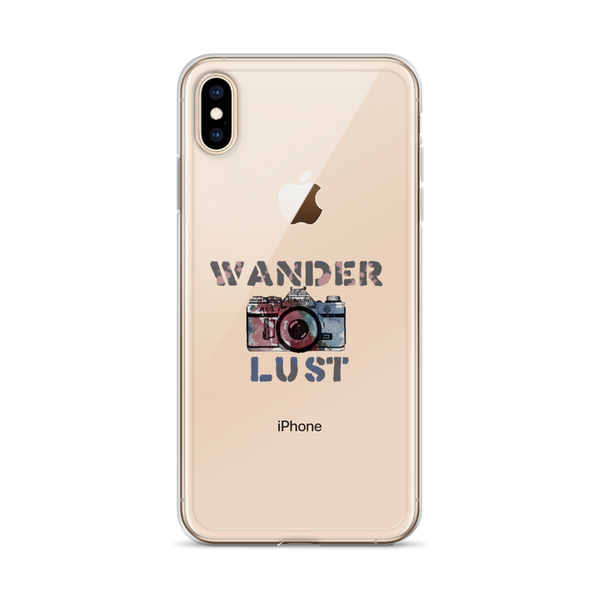 Wanderlust97 iPhone Case