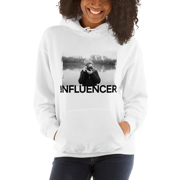 Influencer065 Gildan 18500 Unisex Heavy Blend Hooded Sweatshirt Heavy blend