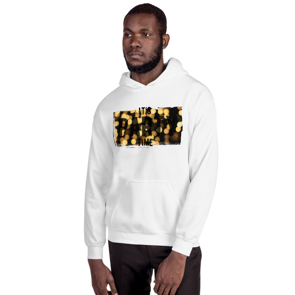 Its Party time13 Gildan 18500 Unisex Heavy Blend Hooded Sweatshirt