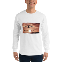 Wanderlust65 Gildan 2400 Ultra Cotton Long Sleeve T-Shirt