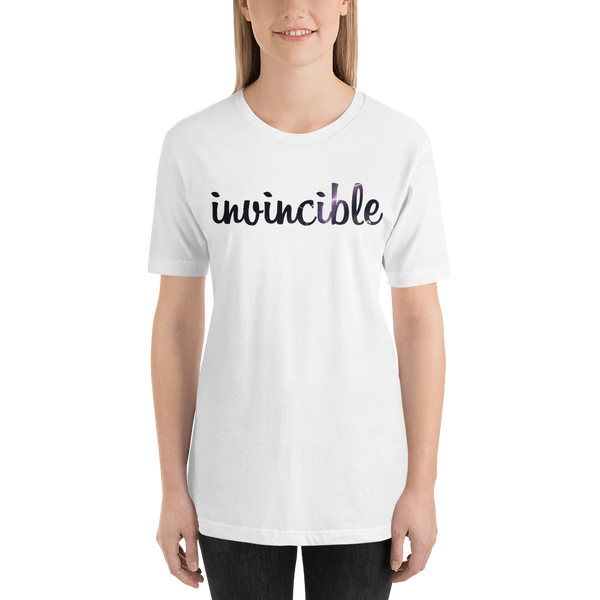 Invincible Women T-Shirts
