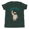 Invincible001 Bella + Canvas 3001Y Youth Short Sleeve Tee with Tear Away Label
