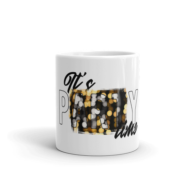 Its Party Time05 Mug