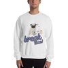 It's Break Time001 Gildan 18000 Unisex Heavy Blend Crewneck Sweatshirt