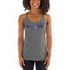 Invincible006 Next Level 6733 Ladies' Triblend Racerback Tank