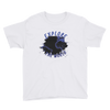 Explore The World0010 Anvil 990B Youth Lightweight Fashion T-Shirt with Tear Away Label