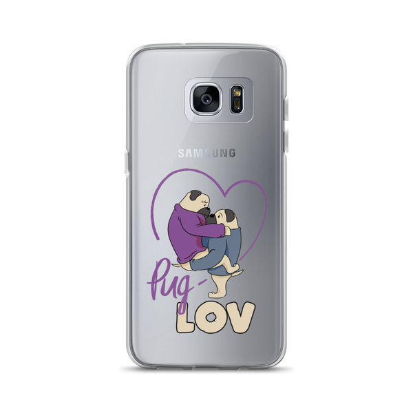 Pug Love11 Samsung Case
