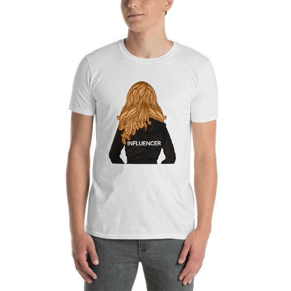 Buy Influencer Unisex Softstyle T-Shirt