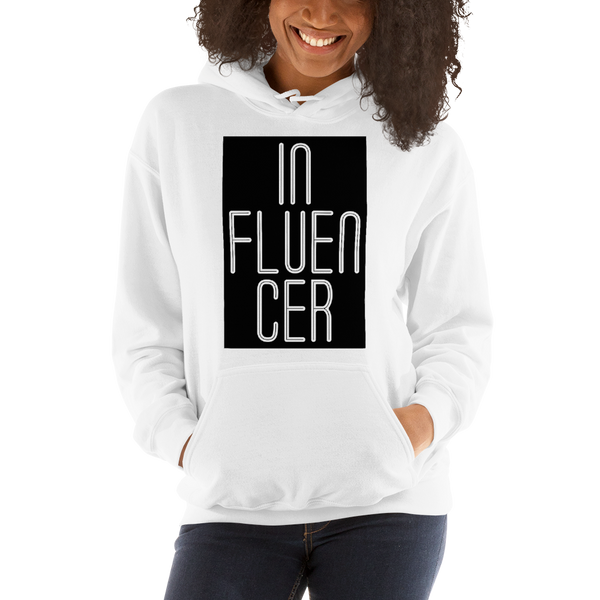 Influencer056 Gildan 18500 Unisex Heavy Blend Hooded Sweatshirt Heavy blend