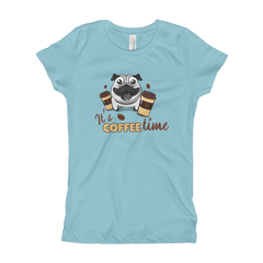 Its Coffee Time12 Girl's T-Shirt