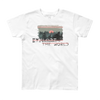 Explore The World0024 American Apparel 2201W Youth Fine Jersey Short Sleeve T-Shirt