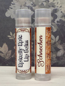 British Baking Collection Part 1 Lip Balms! Choose from 15 Flavors