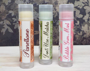 Pick a Bonus Balm from the British Baking Collection Part 1! Choose from 3 Flavors