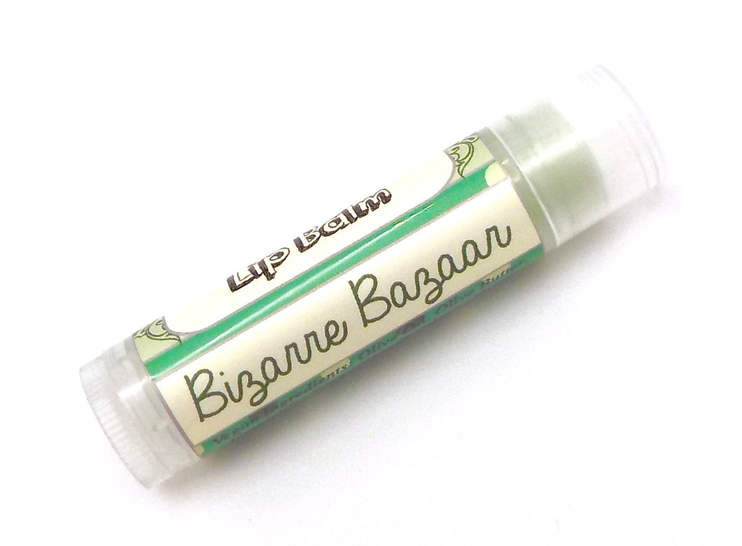 Bizarre Bazaar Epic Vegan Lip Balm - Winter / Spring 2021 Collection Flavor