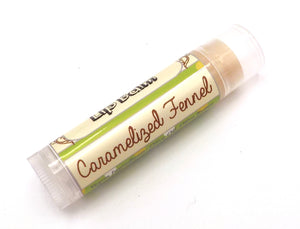 Caramelized Fennel Epic Vegan Lip Balm - Winter / Spring 2021 Collection Flavor