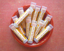 Load image into Gallery viewer, Apple Cider Ice Cream Vegan Lip Balm - Limited Edition Fall & Holiday Flavor