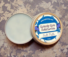 Load image into Gallery viewer, Salt Path Many Purpose Solid Lotion - Limited Edition Fall Collection Scent