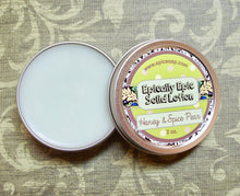 Load image into Gallery viewer, Honey & Spice Pear Many Purpose Solid Lotion - Limited Edition Fall Collection Scent