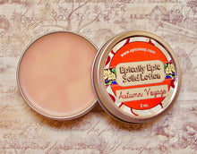 Load image into Gallery viewer, Autumn Voyage Many Purpose Solid Lotion - Limited Edition Fall Collection Scent