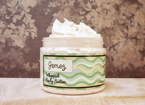 Jemez Whipped Body Butter - Limited Edition Fall Collection Scent