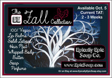 Load image into Gallery viewer, Whipped Cream & Roses Vegan Lip Balm - Limited Edition Fall Collection Flavor