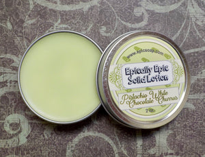 Pistachio White Chocolate Churros Many Purpose Solid Lotion - Limited Edition British Baking Collection Part 1 Scent