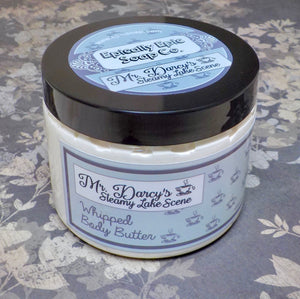 Whipped Body Butters - Choose a Scent from the British Baking Collection Part 1