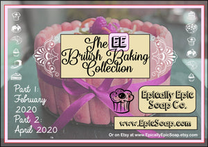 Pick a Bonus Balm from the British Baking Collection Part 2! Choose from 3 Flavors