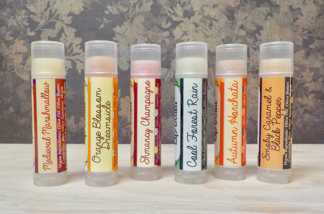 New Fall Collection 2020 Lip Balms - Choose from 6 Flavors