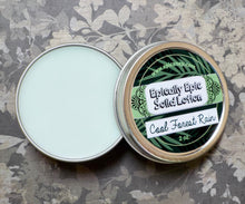 Load image into Gallery viewer, Cool Forest Rain Many Purpose Solid Lotion - Fall Collection 2020 New Scent