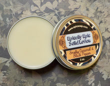 Load image into Gallery viewer, Smoky Caramel & Black Pepper Many Purpose Solid Lotion - Fall Collection 2020 New Scent