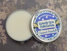 Load image into Gallery viewer, Coconut Snowball Many Purpose Solid Lotion - Winter / Spring 2021 Collection Scent
