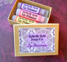 Load image into Gallery viewer, Gift Trio of Epic Lip Balms - Pick 3 Flavors