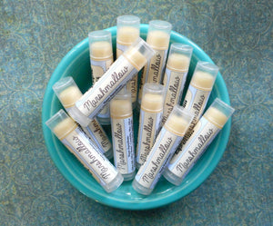 Marshmallow Epic Vegan Lip Balm