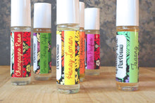 Load image into Gallery viewer, Custom Scented Roll On Perfume, Choose a scent or combine as many as you want