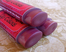 Load image into Gallery viewer, Draped in Velvet Lip Color - Vegan Tinted Lip Balm - Opulent Deep Berry